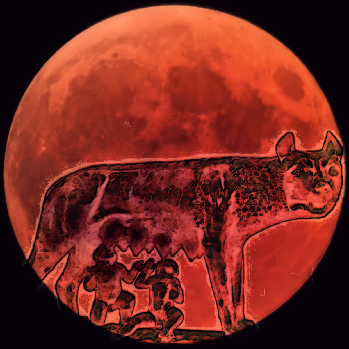 Trump Super Wolf Blood Moon, lead-in to 5th sign