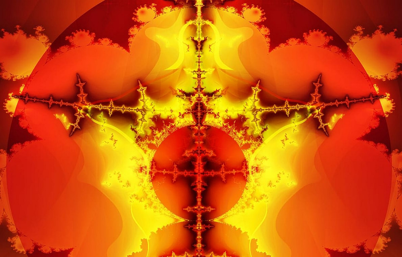 "Bible Fractal: Angel of the Lord is ""Raising the Bar""!"